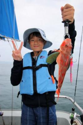 西岡遊漁の2019年5月18日(土)3枚目の写真