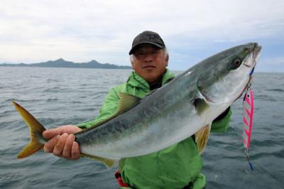 西岡遊漁の2019年5月19日(日)1枚目の写真