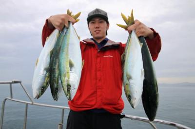 西岡遊漁の2019年5月19日(日)2枚目の写真