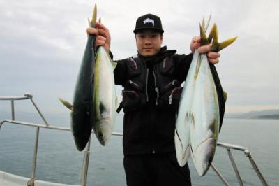 西岡遊漁の2019年5月19日(日)3枚目の写真