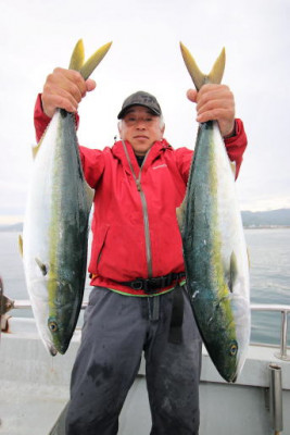 西岡遊漁の2019年5月19日(日)4枚目の写真