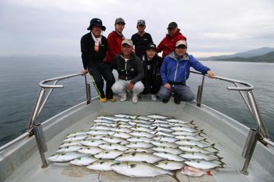 西岡遊漁の2019年5月19日(日)5枚目の写真