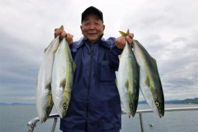 西岡遊漁の2019年5月20日(月)1枚目の写真
