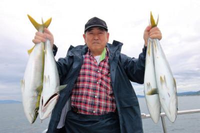 西岡遊漁の2019年5月20日(月)2枚目の写真