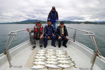 西岡遊漁の2019年5月20日(月)3枚目の写真