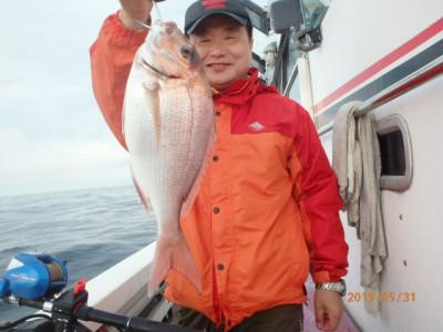 秀吉丸の2019年5月31日(金)1枚目の写真
