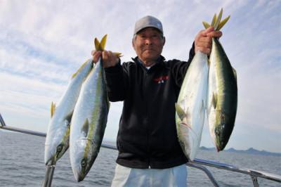 西岡遊漁の2019年5月21日(火)1枚目の写真