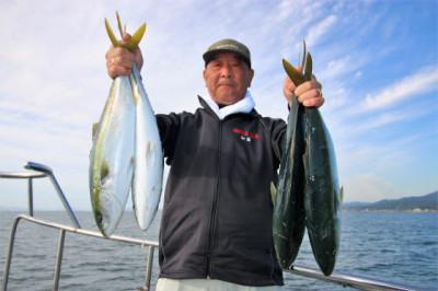 西岡遊漁の2019年5月21日(火)2枚目の写真