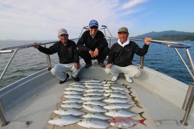 西岡遊漁の2019年5月21日(火)3枚目の写真
