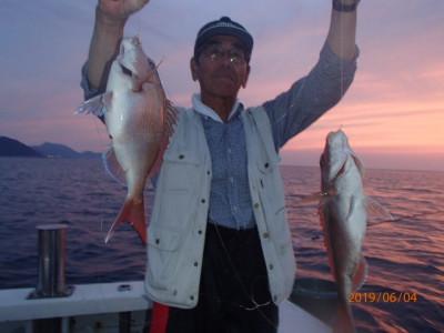 秀吉丸の2019年6月4日(火)5枚目の写真