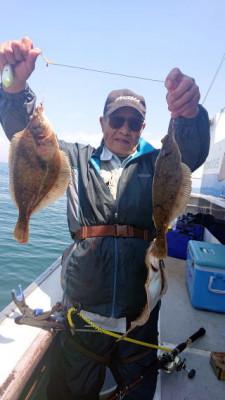 第一海友丸の2019年6月1日(土)1枚目の写真