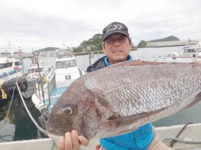 丸銀釣りセンターの2019年5月19日(日)1枚目の写真