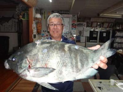 丸銀釣りセンターの2019年5月23日(木)1枚目の写真