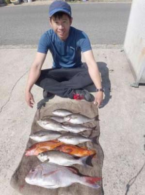 丸銀釣りセンターの2019年5月23日(木)3枚目の写真