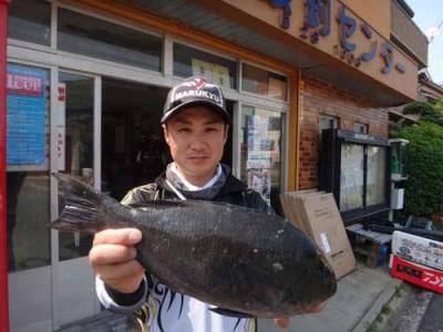 丸銀釣りセンターの2019年5月24日(金)2枚目の写真