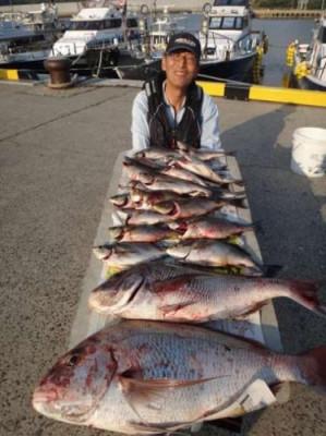 丸銀釣りセンターの2019年5月24日(金)3枚目の写真