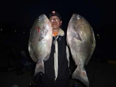 丸銀釣りセンターの2019年5月25日(土)2枚目の写真