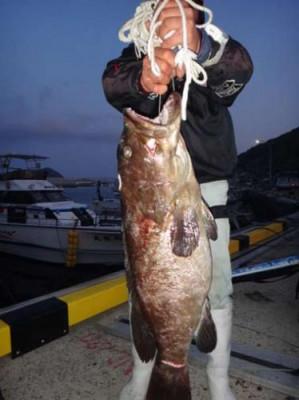 丸銀釣りセンターの2019年5月25日(土)3枚目の写真