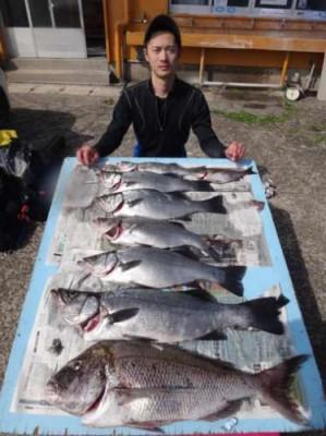 丸銀釣りセンターの2019年5月28日(火)2枚目の写真