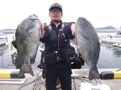 丸銀釣りセンターの2019年5月31日(金)1枚目の写真