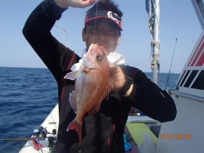 秀吉丸の2019年6月5日(水)1枚目の写真