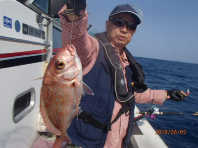 秀吉丸の2019年6月5日(水)2枚目の写真