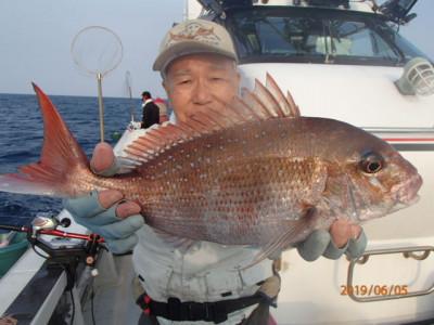 秀吉丸の2019年6月5日(水)3枚目の写真
