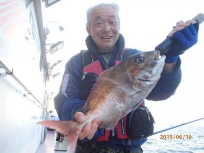 秀吉丸の2019年6月10日(月)1枚目の写真