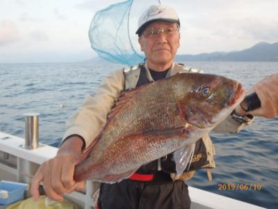 秀吉丸の2019年6月10日(月)3枚目の写真