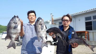 乙島丸の2019年6月5日(水)1枚目の写真