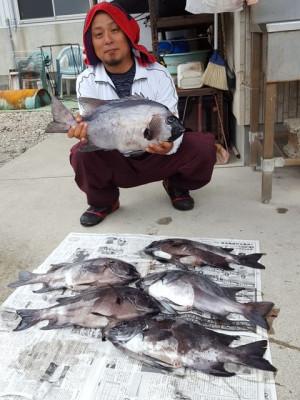 乙島丸の2019年6月9日(日)1枚目の写真
