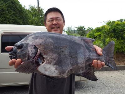 乙島丸の2019年6月11日(火)1枚目の写真