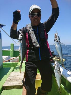 愛正丸の2019年6月13日(木)2枚目の写真