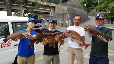 愛海丸の2019年6月18日(火)1枚目の写真