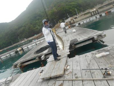 由良海つり公園&釣堀ランドの2019年6月19日(水)2枚目の写真
