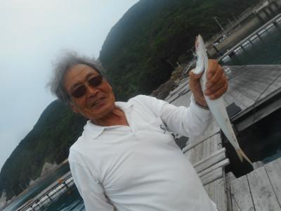 由良海つり公園&釣堀ランドの2019年6月19日(水)3枚目の写真