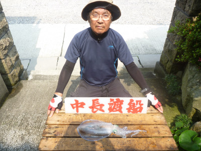 中長渡船の2019年6月19日(水)1枚目の写真