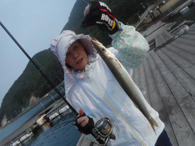 由良海つり公園&釣堀ランドの2019年6月21日(金)1枚目の写真