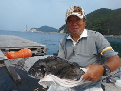 由良海つり公園&釣堀ランドの2019年6月21日(金)2枚目の写真
