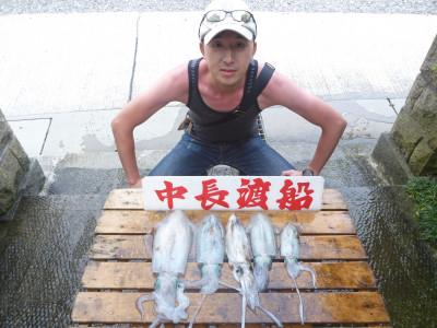 中長渡船の2019年6月21日(金)2枚目の写真