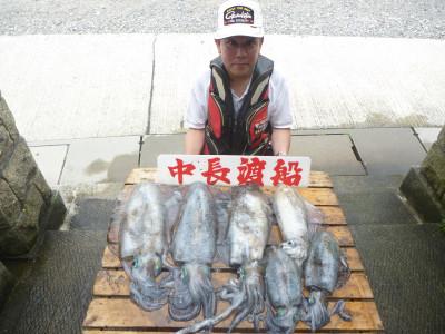 中長渡船の2019年6月21日(金)3枚目の写真