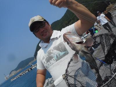 由良海つり公園&釣堀ランドの2019年6月22日(土)2枚目の写真