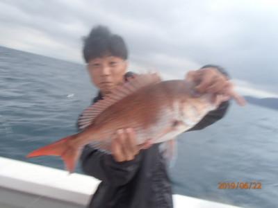 秀吉丸の2019年6月22日(土)5枚目の写真