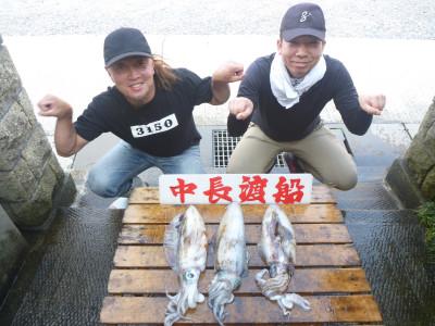 中長渡船の2019年6月22日(土)3枚目の写真