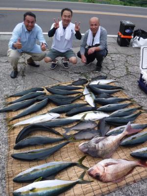 アラタニ釣具店の2019年6月22日(土)1枚目の写真