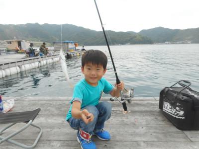 由良海つり公園&釣堀ランドの2019年6月23日(日)1枚目の写真