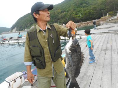 由良海つり公園&釣堀ランドの2019年6月23日(日)4枚目の写真