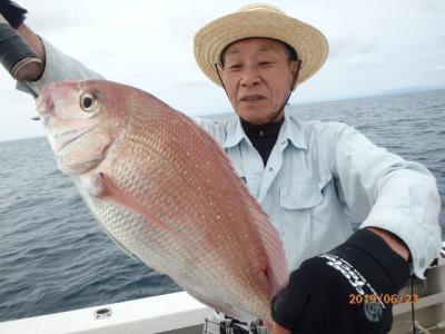 秀吉丸の2019年6月23日(日)1枚目の写真