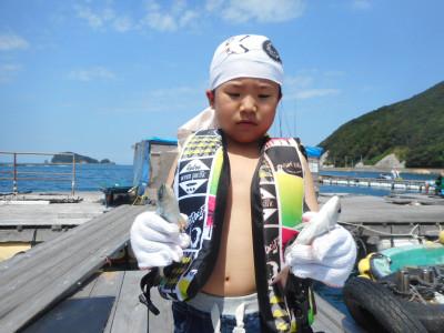 由良海つり公園&釣堀ランドの2019年6月24日(月)1枚目の写真