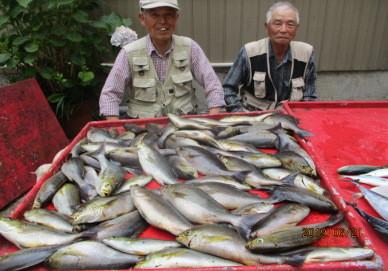 奥村釣船の2019年6月21日(金)1枚目の写真